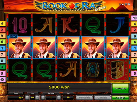 casino online list www book of ra